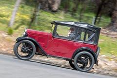 Austin 7 kamratlig Tourer 1930 Arkivfoton
