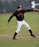 Austin Kilbourne - college baseball player Royalty Free Stock Photography