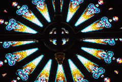 Austin-Kirche, Texas Stockbild