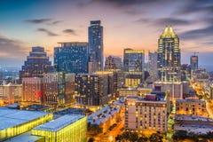 Austin, le Texas, Etats-Unis images libres de droits