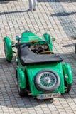 Austin Martin M II - klassisches sportliches Kabriolett der dreißiger Jahre Lizenzfreie Stockfotografie