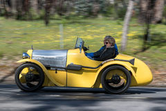 1929 Austin 7 Meteoor Royalty-vrije Stock Foto