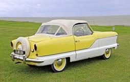 Austin metropolitan classic car Stock Images