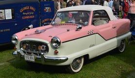Austin Metropolitan classic vintage car Royalty Free Stock Image