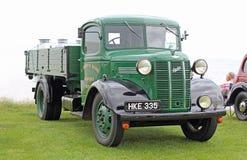 Austin-Milch-Lastwagen Lizenzfreies Stockfoto