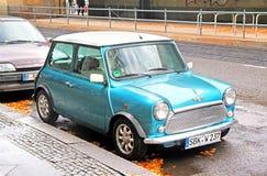 Austin Mini Cooper Stock Foto's