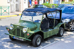 Austin Mini Moke Stock Photo