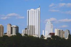Austin moderno Fotos de Stock Royalty Free