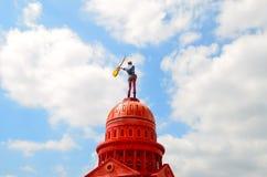 Austin-muziekfestival royalty-vrije stock afbeeldingen