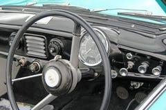 Austin nash metropolitan car Royalty Free Stock Photography