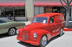 Austin Panel Truck Stock Image
