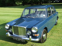 1971 Austin Princess Saloon. Beautiful Classic Car from a bygone age 1971 this is a rare classic car taken in beautiful grounds Stock Photography