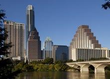 austin śródmieście Texas Obraz Royalty Free