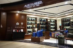 Austin Reed Boutique At Genting Highlands Malaysia Editorial Image Image Of Reed Austin 133666405
