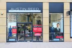 Austin Reed upmarket mode Royaltyfri Foto