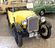 Austin Seven 747 cc On Display. Stock Photos