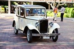 Austin Seven on Vintage Car Parade Stock Image