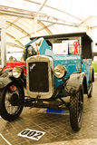 Austin Seven, Vintage cars on display in Fut Royalty Free Stock Photos