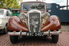 Austin Six Car fotografia stock