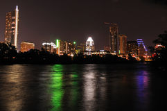 Austin Skyline Royalty Free Stock Images