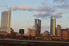 Austin Skyline Stock Image