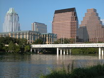Austin Skyrises Photo stock