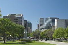 Austin-Stadt Lizenzfreies Stockbild