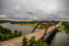 Austin, Teksas 360 most Obraz Royalty Free