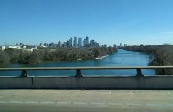 Austin Texas Stockbild