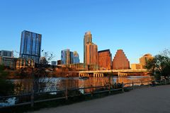 Austin, Texas Lizenzfreie Stockfotografie