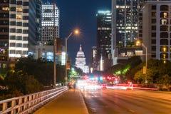 Austin, Texas Capitol Building stock images