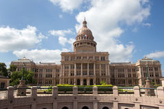 Austin Texas Capitol Building Stock Image