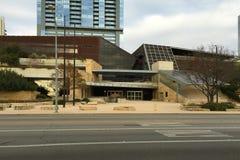 Austin, Texas City Hall Arkivfoto