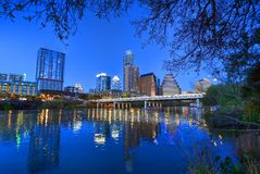 Austin, Texas Royalty Free Stock Photography