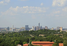 Austin Texas Cityscape Royalty Free Stock Photography