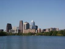 Austin, Texas: Da baixa Fotografia de Stock
