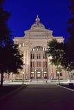 austin Texas in de Verenigde Staten van Amerika - Augustus 2015 Het pari van Texas Stock Foto's