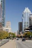 Austin Texas del centro immagine stock libera da diritti