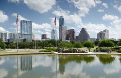 Austin Texas do centro fotografia de stock