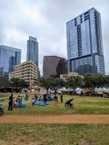 Austin Texas du centre photo libre de droits