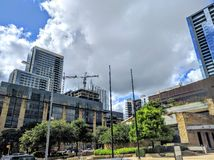 Austin Texas du centre Photographie stock libre de droits
