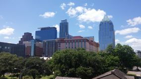 Austin Texas Horizon Stock Foto