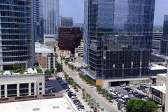 Austin, Texas, the Lone Star State Stock Photo