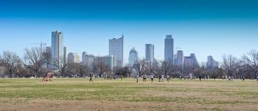Austin Texas skyline Stock Image