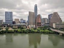 Austin Texas van de binnenstad Stock Foto