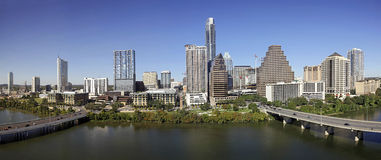Austin, Texas Royalty Free Stock Photos