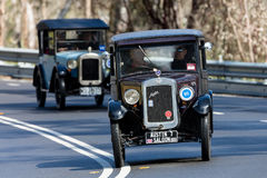 Austin 7 tourer 1928 Arkivbilder