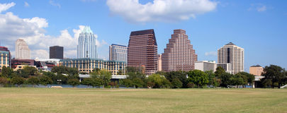 Austin van de binnenstad, Texas Stock Fotografie