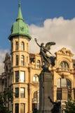 Austins varuhus Derry Londonderry Nordligt - Irland förenat kungarike royaltyfri bild