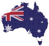 Austrália imagem de stock